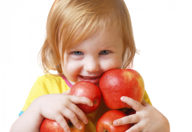 Le Programme fruits et légumes à l'école