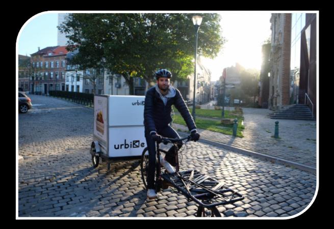 Les livraisons à vélo